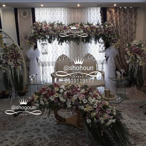 جایگاه-عروس-داماد